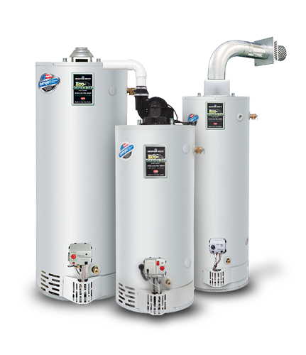 Bradford White Eco Defender Water Heaters