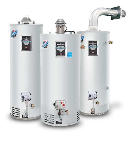 Bradford White Defender Water Heaters