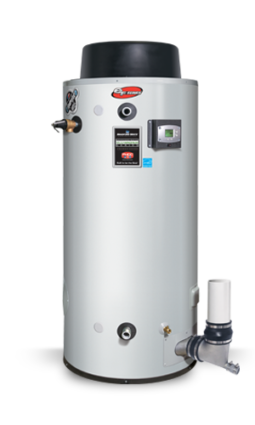 Bradford White EF 120 Water Heater