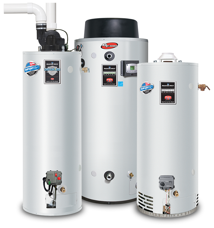 Bradford White Commercial Gas Product Lineup
