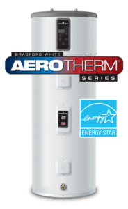Bradford White Residential Electric Aerotherm Unit Label Energy Star
