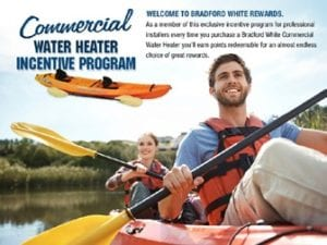 Bradford White Commercial Water Heater Incentive Program